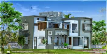 new style house plans modern house design in 2850 square kerala home design and floor plans