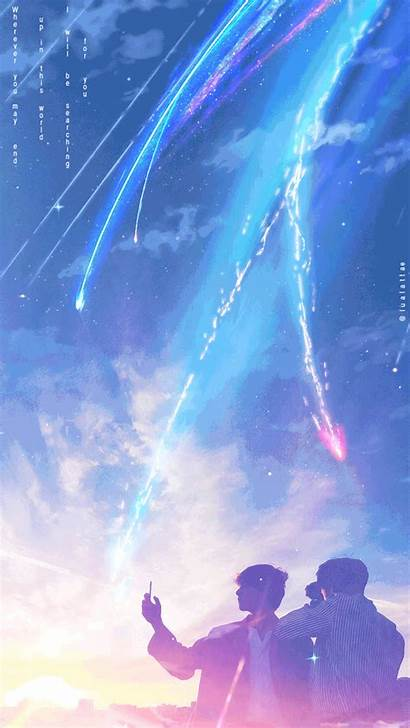 Taekook Kimi Wa Phone Na Wallpapers Anime