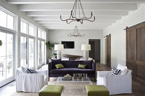 living room split   distinct spaces eclectic