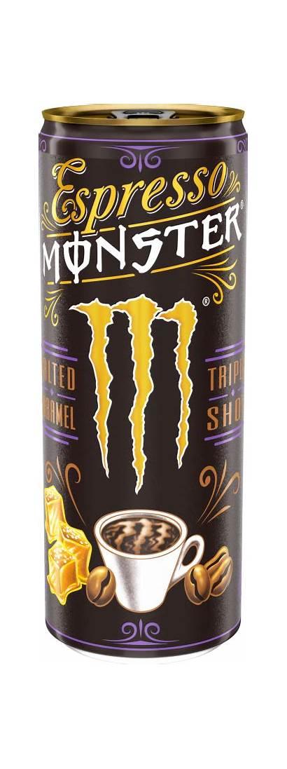 Monster Espresso Caramel Salted Energy Coffee Ml