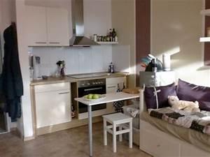 Kleine Küche Mit Theke : wohnzimmer 39 meine 1 wohnung 39 mein domizil zimmerschau ~ Markanthonyermac.com Haus und Dekorationen