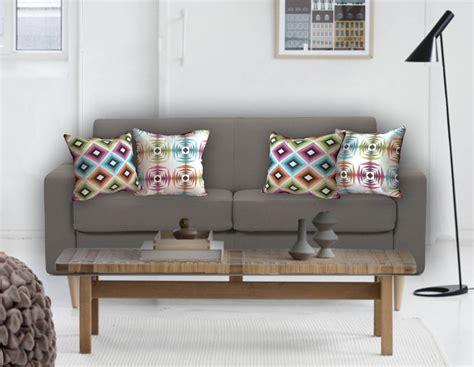 coussin design pour canape gros coussins pour canape maison design sphena com
