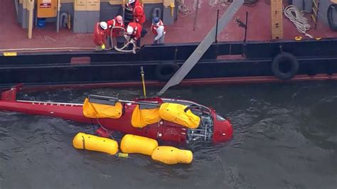 Police Identify Victims Of Nyc Helicopter Crash