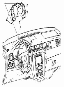 2007 Chevy Tahoe Instrument Cluster Wiring Diagram   You