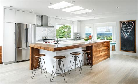sintered compact surface contributes  modern kitchen