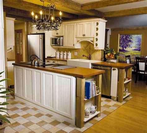 armoire en coin cuisine armoires en bois homeandgarden