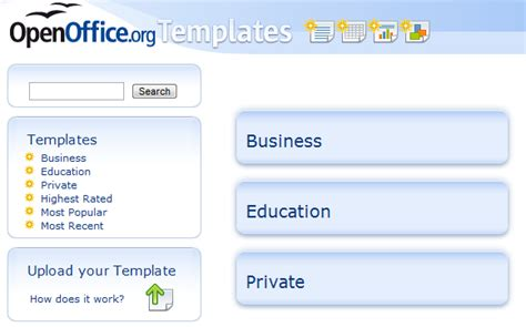 open office templates useful free open office templates to make you more productive