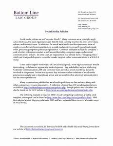 social media policy template and resources With social media policy template for schools