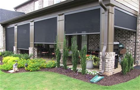 retractable screen doors patio porch garage screens