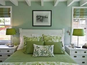 Seafoam, Green, Bedroom, Ideas