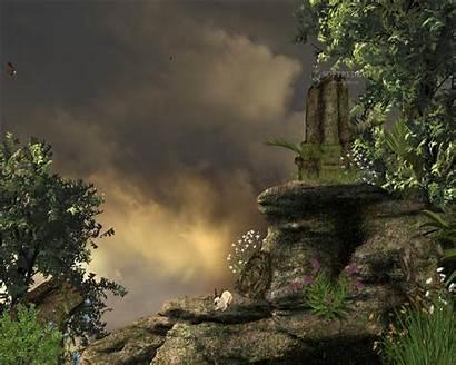 Ruins Ancient Temple Animated Wallpapers Wallpapersafari