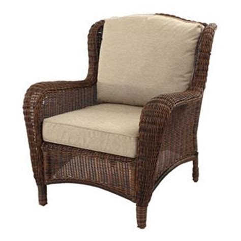 sonoma outdoorstm presidio patio loveseat glider outdoors patio and wicker chairs on