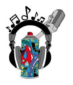 Graffiti Music Drawings
