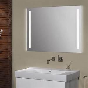 Badspiegel 80 X 60 : spiegel mit led beleuchtung megabad ~ Bigdaddyawards.com Haus und Dekorationen