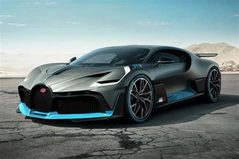 Bugatti Could Be Working On A Hardcore Chiron SS   CarBuzz