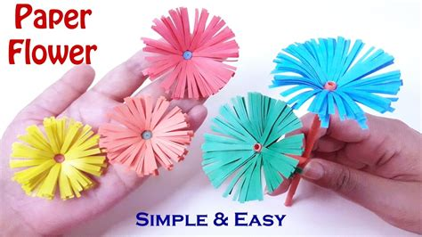 beautiful paper flowersdiy crafts origami