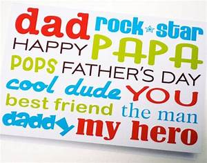 Father's Day Printables Roundup - Paper Crave