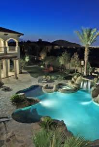 Stunning Images Swimming Pools For Houses by I The Graded Large Steps Sitting In The Shallows Is
