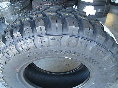 4 new 235 75r15 inch crosswind mud tires 2357515 m t mt 235 75 75r r15 418 00 picclick