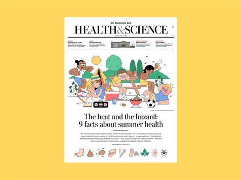 washington post health section the washington post health science dan woodger