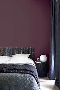 6 deco de chambre adulte pour choisir sa couleur deco cool With chambre aubergine et blanc