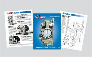 Mikuni Carburetor Products Catalog  U0026 Tuning Manuals