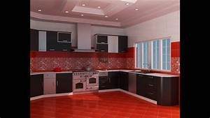red and black kitchen ideas photo album home design white With red white and black kitchen designs