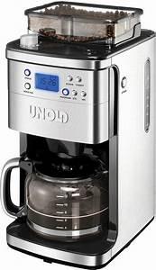 Kaffeemaschine Mit Mühle : unold kaffeemaschine mit mahlwerk 28736 m hle 1 5l kaffeekanne permanentfilter 1x4 f r 200g ~ Frokenaadalensverden.com Haus und Dekorationen