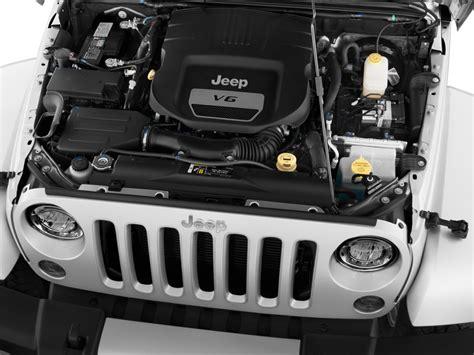 image  jeep wrangler unlimited sahara  engine