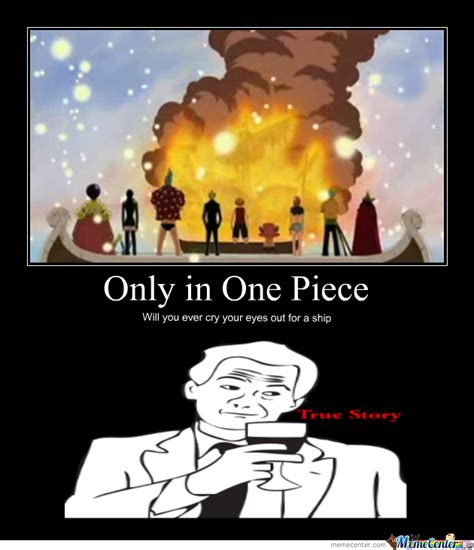One Piece Meme - only in one piece by nadeem meme center