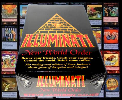 illuminati new world order card all cards illuminati new world order card this is it i want