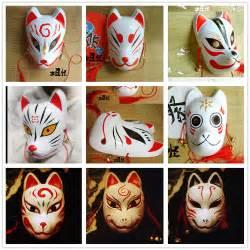 Japanese Anime New Japanese Anime Fox Mask