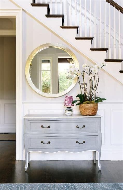 Foyer Mirrors by Silver Foyer Mirror Design Ideas