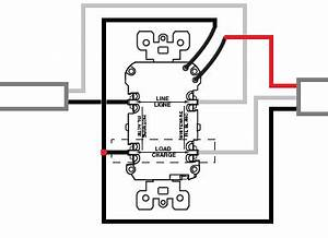 gfci line load wiring daisy chain wiring wiring diagram With wiring for gfci