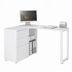 Schreibtisch Weiß Hochglanz Günstig : eckschreibtisch wei hochglanz ~ Whattoseeinmadrid.com Haus und Dekorationen