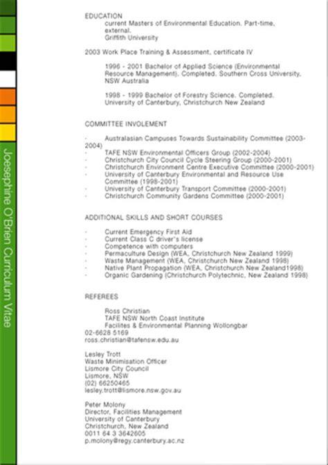 Professional Resume Service Gold Coast by Gold Coast Curriculum Vitae Design And Resume Design