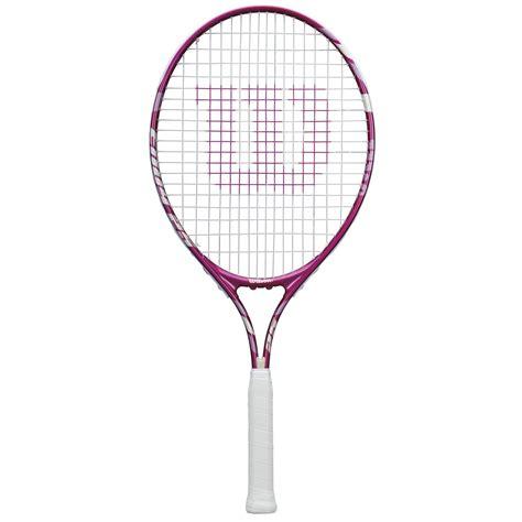 wilson envy junior pink  tennis racket sweatbandcom