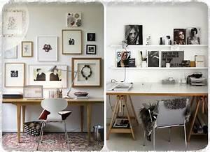 Etagere Cadre Photo : mur de cadres vs tag res de cadres deco pinterest ~ Teatrodelosmanantiales.com Idées de Décoration