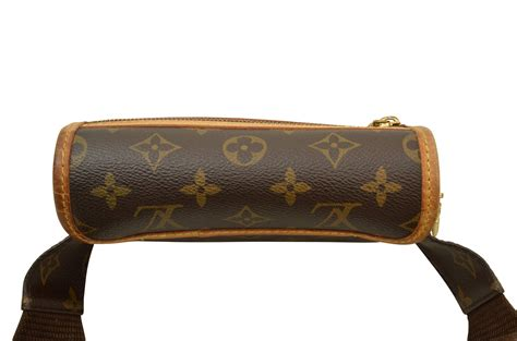 lv bum bag monogram black monogram design