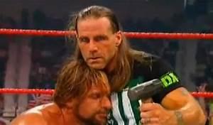 Shawn Michaels Triple H by HardyExist2Inspire13 on DeviantArt