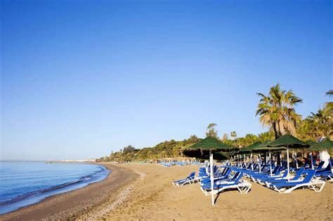 si鑒e de plage les meilleures plages de marbella i hôtel de plage marbella