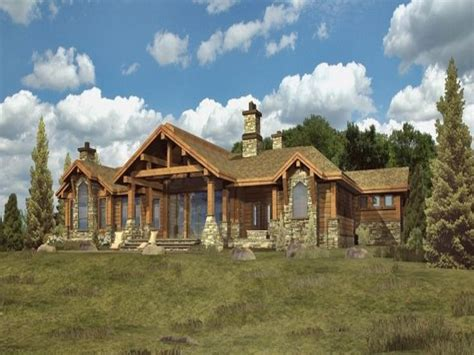 cabin style home log home mansions log cabin ranch style home plans ranch