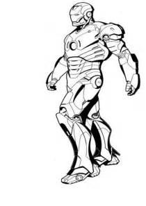 Desenhos Para Colorir Homem De Ferro