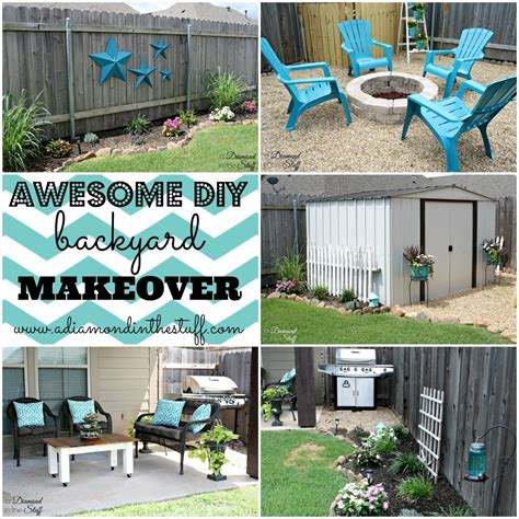 diy backyard decorating ideas awesome diy backyard makeover