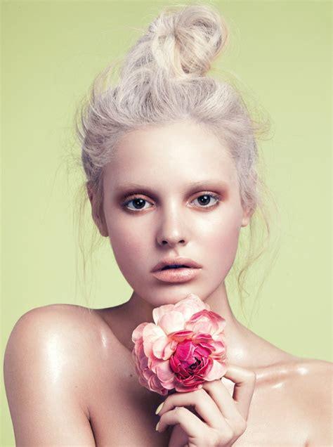 Paige Reifler for Elle Vietnam Beauty by Stockton Johnson ...