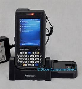 Intermec CN3 Mobile Computer 1D2D PDA Barcode Scanner