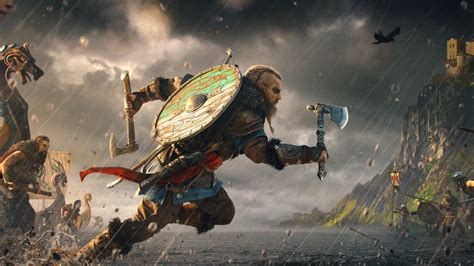assassins creed valhalla  game   wallpapers hd