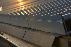 Panneau Sandwich Isolant Toiture Bac Acier : panneaux sandwich toiture ~ Melissatoandfro.com Idées de Décoration