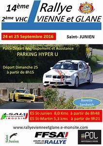 Rallye Vienne Et Glane 2017 : 14 me rallye vienne et glane 2016 sportauto poitou charentes limousin ~ Medecine-chirurgie-esthetiques.com Avis de Voitures