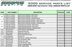 Sears Seat Top 5000 Users Manual Parts  U0026 Fitting